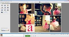 How to make photo collages with Picasa