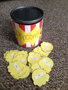 This is a fun activity for practicing sight words new and old, and to keep learned sight words remembered throughout the school year!
