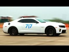 Top Speed Runs in Hennesseys Ford GT and Chevy Camaro ZL1 at the Texas Mile! - The J-Turn Episode 6
