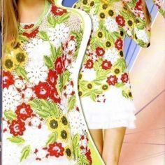 Duplet Special XXL Release Irish Laces - 5, Russian crochet patterns