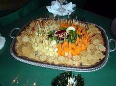 Cheese & Cracker Platter