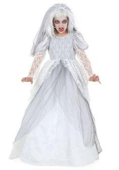 Child Ghost Bride, Girl's