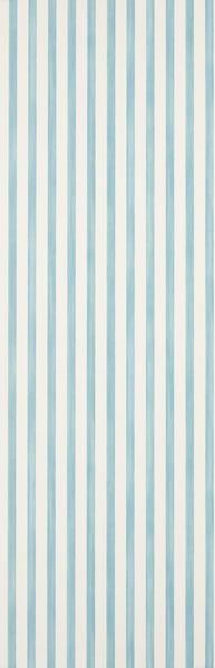 Turq white striped wallpaper Christian Lacroix in painterly stripe Designers Guild - Fabrics  Wallpaper Collections, Furniture, Bed and Bath, Paint, and Luxury Home Accessories