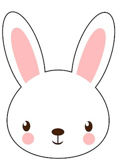 Bunny Crafts, Easter Crafts, Easter Tree, Easter Bunny, Felt Crafts Patterns, Bunny Drawing, Bunny Party, Punch Needle Patterns, Bunny Birthday