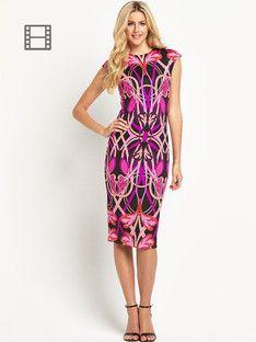 ted-baker-floradi-linear-jewel-printed-midi-dress