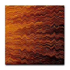 Colorful lightwave abstract texture Tile Coaster> Abstract light wave texture> Victory Ink Tshirts and Gifts