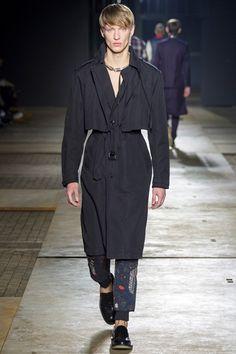 Dries Van Noten - Men Fashion Fall Winter 2015-16