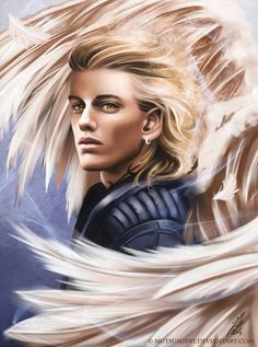Jace, based from Jamie Campbell Bower