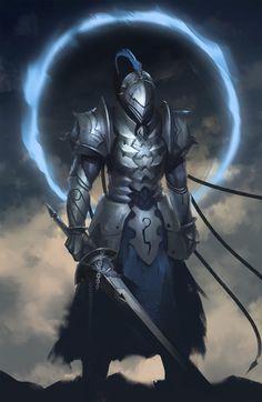 ArtStation - Fate / Lancelot, Lu cheng harng