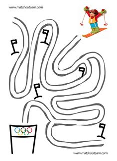Fiches jeux olympiques ready to print ! Education, Sports, Appliances, Winter Time, Olympics, Rally, Day Care, January, Hs Sports