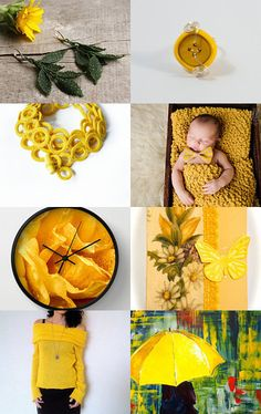 Autumn in Yellow by carmine lenza on Etsy--Pinned with TreasuryPin.com
