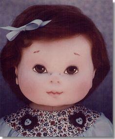 Doll Net Market/Internet Visions Company :: Kezi's Original Doll Patterns :: Dear Ones by Kezi - Special Edition!