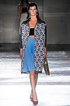 Spring 2012 Ready-to-Wear Milan