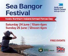 The hugely popular Sea Bangor Festival makes a welcome return this weekend. Find out what's on at