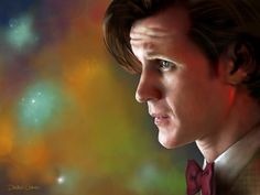 'Ancient and forever' FINAL VERSION - (Doctor Who) by DarrenCarnall.deviantart.com on @deviantART