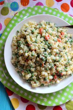 Turkish Pasta Salad