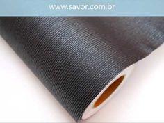 Engraving SC776 revestimento adesivo para paredes e móveis - Savor Reves...