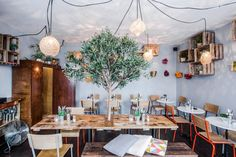 la mangerie restaurant in Paris. A no brainer if you are taking the kids over this summer!
