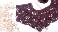Best 12 It is a website for handmade creations,with free patterns for croshet and knittiLeaf Yoke Sweater Crochet pattern by Natalia Kononova Crochet Stitches Free, Filet Crochet Charts, Crochet Dragonfly Pattern, Crochet Patterns, Cute Crochet, Crochet Lace, Fillet Crochet, Baby Dress Patterns, Crochet Woman