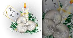 Vector Christmas Gold Candles | Christmas Vectors Privacy policy Terms of use – disclaimer Free Christmas Backgrounds, Christmas Background Vector, Vector Christmas, Vintage Christmas Cards, Christmas Greeting Cards, Christmas Greetings, Christmas Candles, Gold Christmas, Christmas Wreaths