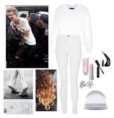 """""""Playing in the snow with Luke ❤️❄️"""" by lindseypage ❤ liked on Polyvore featuring Calvin Klein Collection, Quiz, Bobbi Brown Cosmetics, NYX, Casetify, Bling Jewelry and Maison Margiela"""