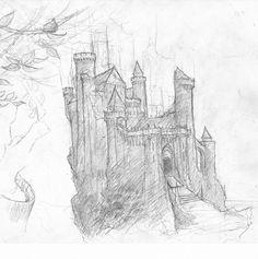 Haggard's Castle 2 by TurnerMohan