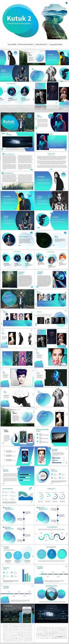Buy Kutuk 2 Powerpoint Presentation by Azad_Sultanov on GraphicRiver. Kutuk modern and clean presentation template. Features FULL HD ASPECT RATIO Easy and fully editable in PowerP. Web Design, Book Design, Layout Design, Web Layout, Design Ideas, Presentation Layout, Powerpoint Presentation Templates, Creative Visualization, Catalog Design