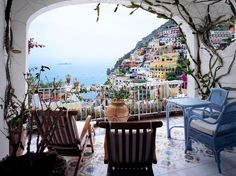 The Best Hotels & Resorts in the World : Le Sirenuse, Positano