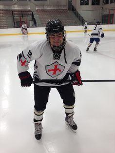 Anthony Fiamma Templar Hockey. www.vinofiamma.com
