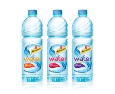 Schweppes Water on Behance