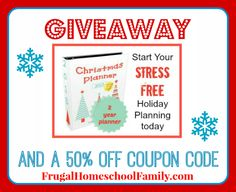 22 best christmas images on pinterest christmas ideas bible christmas planner giveaway and 50 off coupon code fandeluxe Images