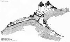 Tekovská Breznica – Hrad (ruiny)