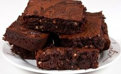Terri's Chocolate-Chocolate Brownies