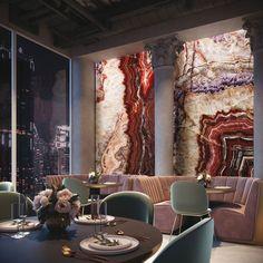 Decorative Panels | Andromeda - Tecnografica Mosaic Wallpaper, Modern Wallpaper, Wall Wallpaper, Reggio Emilia, Nova Rock, Infinity Gems, Decorative Wall Panels, White Wings, Beautiful Wall
