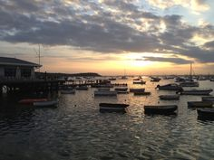 Poole Harbour in Poole, Poole