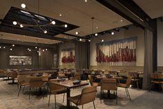 PAUSA Restaurant and Bar by CCS Architecture, San Mateo – California » Retail Design Blog