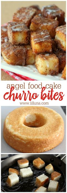 Angel Food Cake Chur