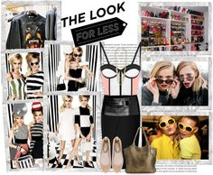 """""""The look for less"""" by fashionistatrendy ❤ liked on Polyvore"""