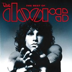 The Best Of The Doors & The Doors - L.A. Woman . Interesting cover. Their image was printed ...