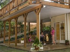 Using The Space Under Your Deck W/ Pull Down Screens | Outdoor Living |  Pinterest | Decking, Screens And Spaces