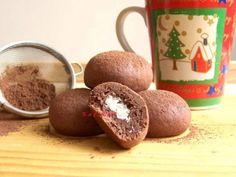 Vianočné kakaové keksíky, recept | Naničmama.sk