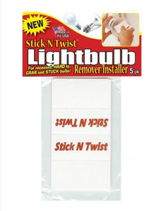 Stick N Twist Light Bulb Remover Installer Stick N Twist http://www.amazon.com/dp/B007SYCHYS/ref=cm_sw_r_pi_dp_Eqqowb0TZZGJ6