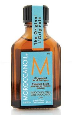 Moroccan Oil, I have used this for over a year it is so awesome!
