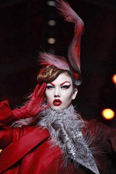 2011. karlie kloss, beautiful, dior haute couture 2011, dior hc 2011, karlie kloss, karlie kloss opened, new show, paris fashion weekm