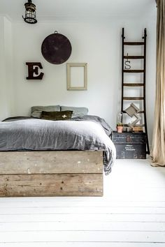 Meer dan 1000 afbeeldingen over slaapkamer op pinterest interieur met en design bestanden - Volwassen slaapkamer arrangement ...