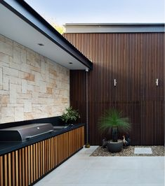 Corben Architects is an experienced, Sydney based, architectural practice committed to the creation of great buildings. Outdoor Areas, Outdoor Rooms, Outdoor Living, Outdoor Decor, Outdoor Kitchen Patio, Outdoor Kitchen Design, Small Backyard Gardens, Backyard Garden Design, Suffolk House