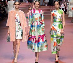 Dolce & Gabbana Fall/Winter 2015-2016 Collection – Milan Fashion Week  #DGmamma #MFW #fashionweek