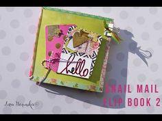 Snail Mail Flip Book 2 - YouTube