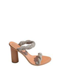 Maslin & Co. Terry Cloth Sandal