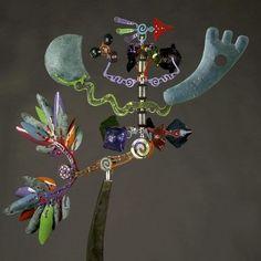 Andrew Carson Kinetic Sculpture | Andrew Carson on MainstreetArtsFest.org